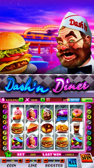Lion House Casino Slots - All New, Grand Las Vegas Slot Machine Games in the Mega Millions Palace! Screenshot