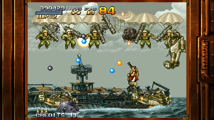 METAL SLUG 1 screenshot-0