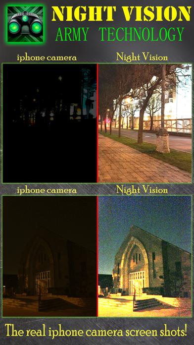夜間視力 秘密フォルダで赤外線撮影+真の低光ナイトモードのおすすめ画像1