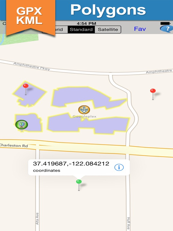 GPX KML KMZ Viewer and Converter on gps map | App Price Drops
