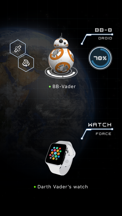 The Force Watch - Gesture Control for the Star Wars BB-8 Droidのおすすめ画像1