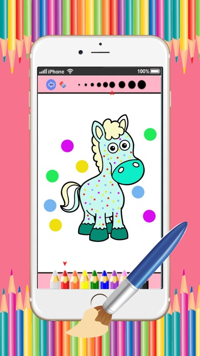 dog art pad learn to paint and draw animal coloring pages