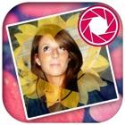 Editor de fotos para tu perfil con marcos y filtros de amor icon