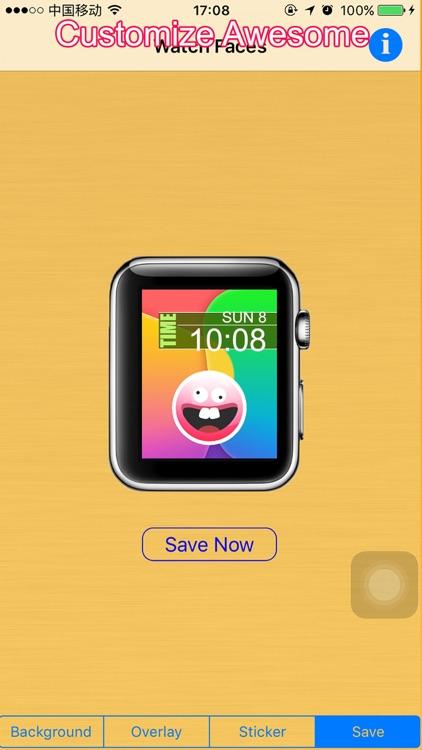 Watch - Custom Wallpaper Theme Background for Apple Watch