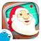 App Icon for Het huis van de kerstman - Ontdek de kerstman bij hem thuis en help hem kertmis voor te bereiden. App in Belgium IOS App Store