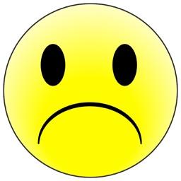 Sad Face Chart