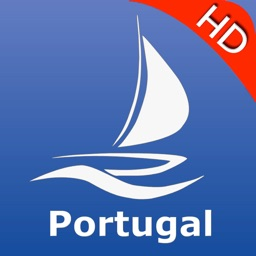 Portugal nautical Chart HD: marine & lake gps waypoint, route and track for boating cruising fishing yachting sailing diving
