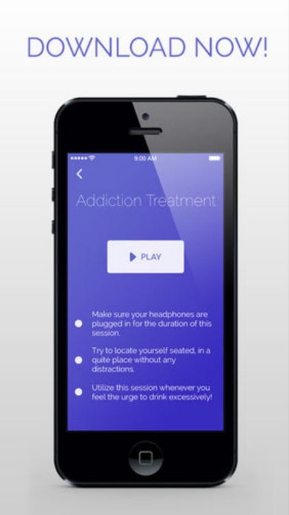 Alcohol Addiction Hypnosis Treatment - Quit Drinking Now screenshot-4