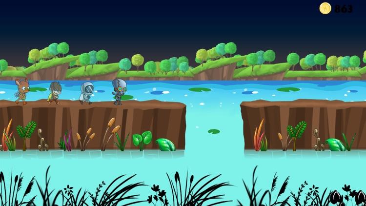 Jetpack Water Jump screenshot-4