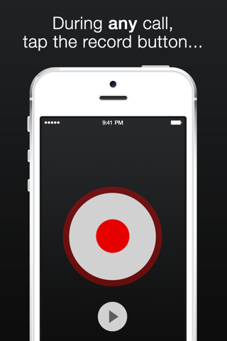 TapeACall Pro: Call Recorder screenshot 1