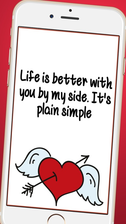 Beautiful love quotes - Images of love to share with lovely messages to win a heart screenshot-4