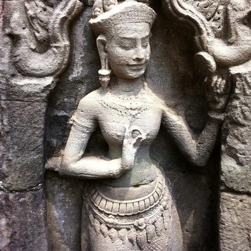 Slide Puzzle (Spiritual Cambodia)