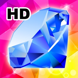 Diamond Crystal Crush Match 3 Gem HD