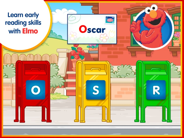 Elmo's Big Birthday Bash! – A Sesame Street Step Into Reading App screenshot-3