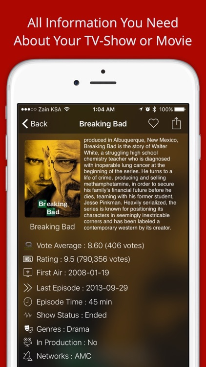 US Media - All TV ,Movies and Steaming Services DB