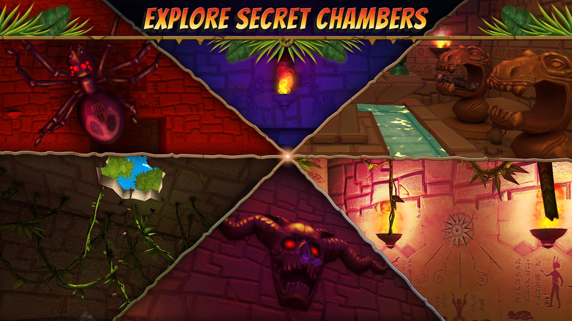 Hidden Temple Adventure screenshot 12