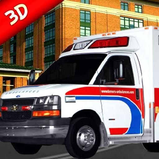 Ambulance Rescue 911 Simulator