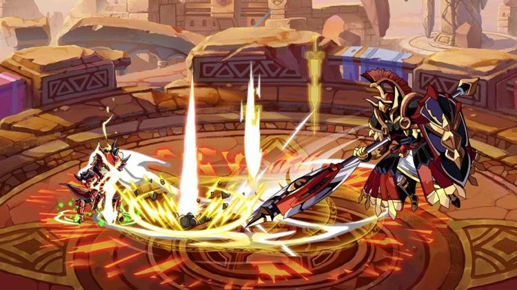 神界战纪 - 超热血二次元动漫格斗手游