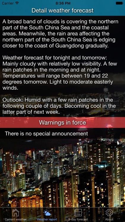 HK Weather Station
