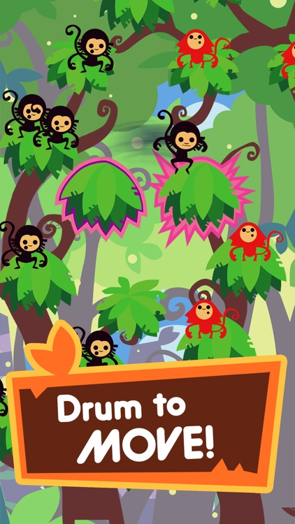 Jungle Rumble: Freedom, Happiness, and Bananas screenshot-0
