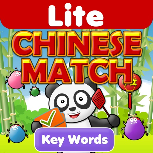 Chinese Match: Key Words HD Lite