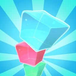 Stack The Frozen Ice Cube Blocks Pro
