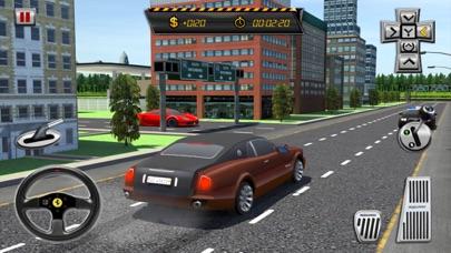 マルチレベルのスポーツカーの駐車シミュレータ:マルチプレイ 実際の生活のレースゲームのおすすめ画像2