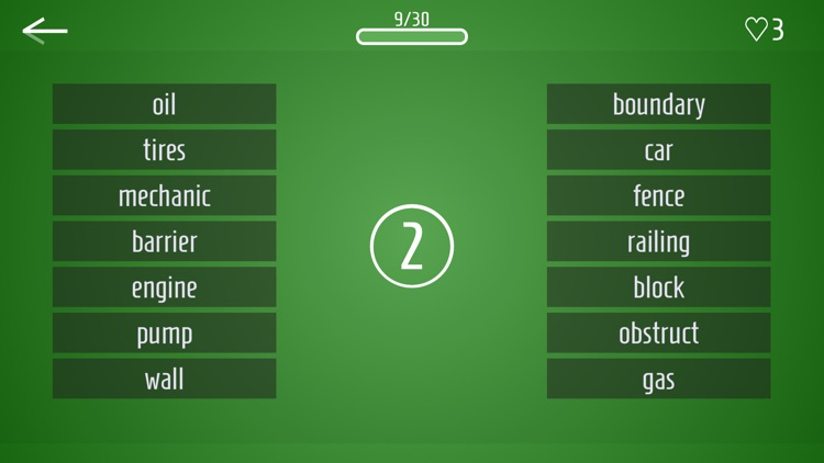 Verto - A Word Association Game screenshot-3