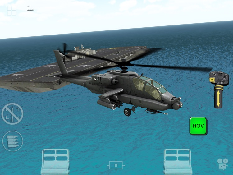 Apache SIM HD screenshot-0