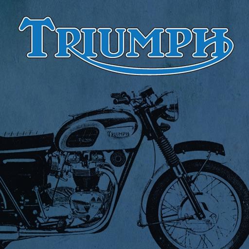 English 102 - For Unit and Pre-Unit Triumph Mot...