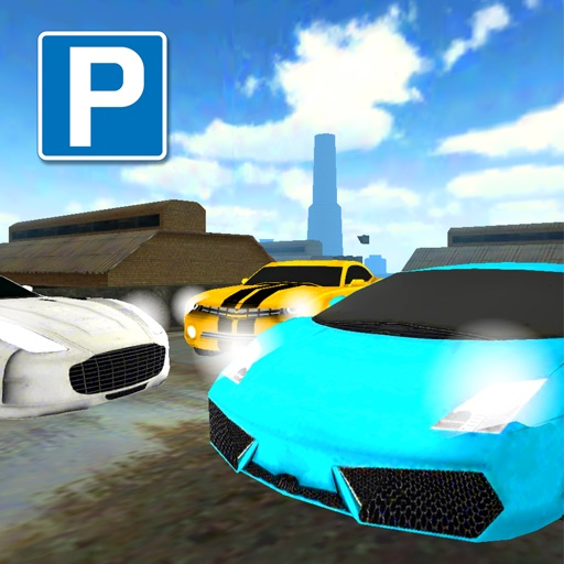 Sport Car Parking - eXtreme Real Supercar Driving Game Simulator PRO