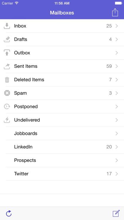 OTYS Mail screenshot-3