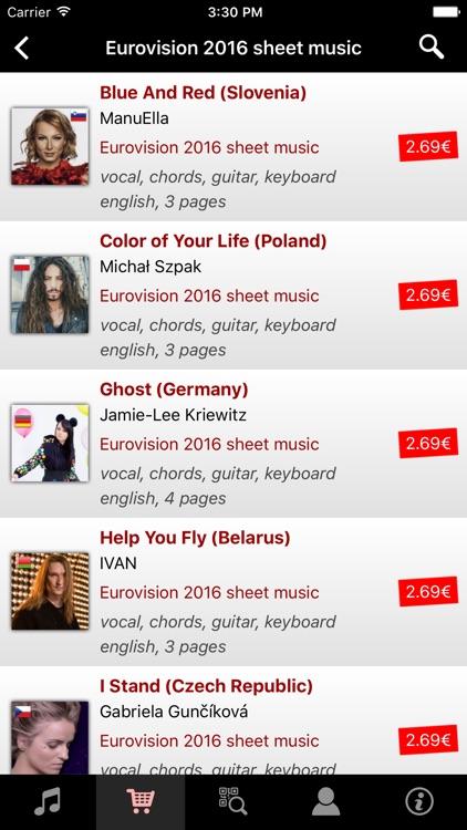 Sivus - Digital Sheet Music screenshot-4