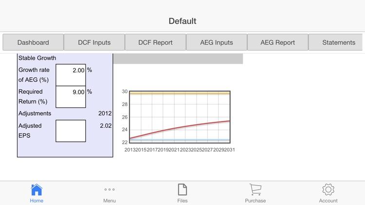 Financial Modeling screenshot-3