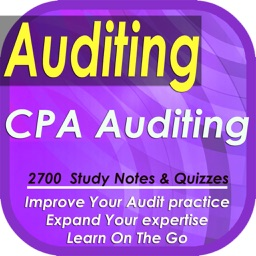 CPA Auditing and Attestation (AUD) Exam Review: 2600 study notes & quizzes (Principle, Practices & Tips)