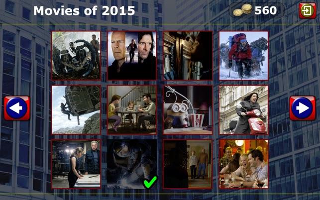 Welcher Film? -Film Trivia Quiz Wortspiel Screenshot