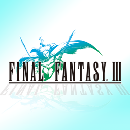 Ícone do app FINAL FANTASY III for iPad
