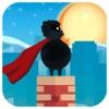 Superphat - Roof Jumping Super-Hero