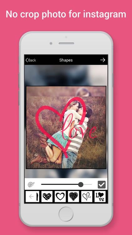 No Crop Photo for Instagram screenshot-3