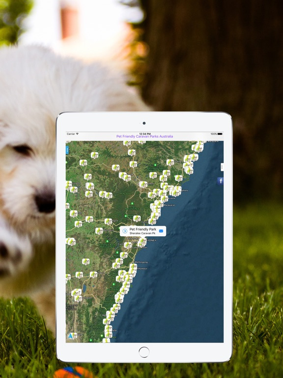 Pet Friendly Caravan Parks Australia | App Price Drops