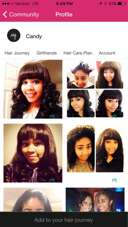 Hair Journey screenshot-1