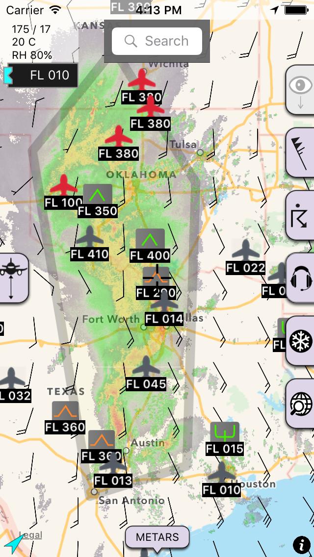 Sky MET - Aviation Meteoのおすすめ画像3