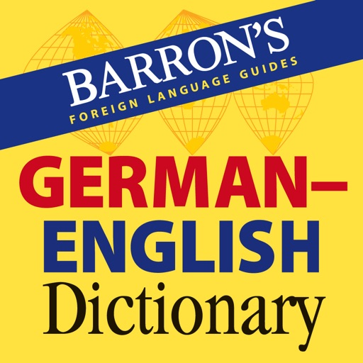 Barron's German-English Bilingual Dictionary