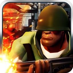 Zombie City Shoot Battle 3D:Classic Shoot Zombie FPS Game