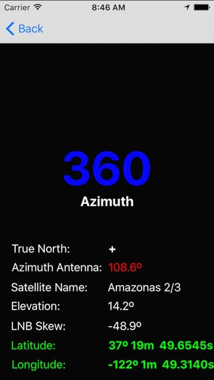 Satfinder HD screenshot-3