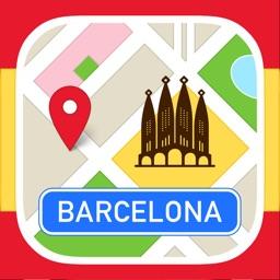 Барселона - ТурНавигатор (гид-путеводитель, оффлайн-карты)