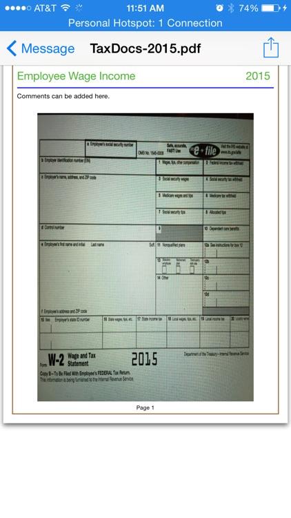 Tax Docs