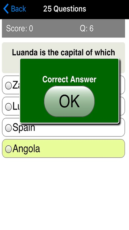 Countries & Capitals Quiz Worldwide by Information Technology And Resource  Development LLC