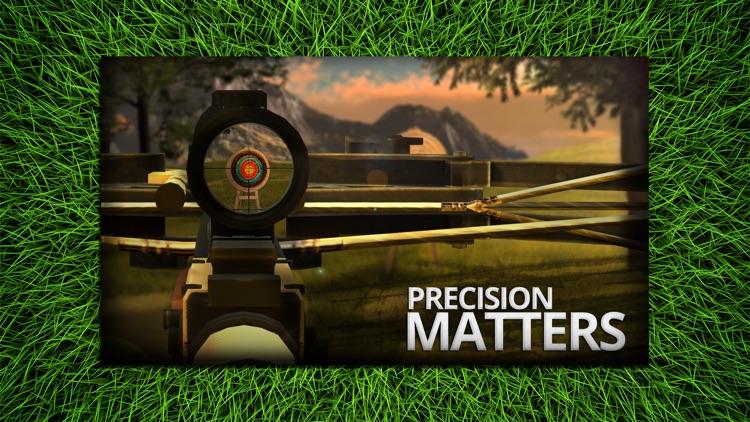 Crossbow Champion: Sport Target Shooting 3D Free screenshot-3