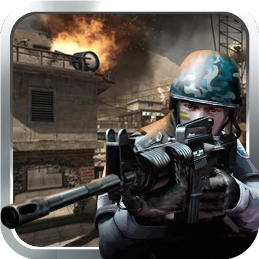 Sniper Shooter Critical Strike:Super Gun Shooting battle game iOS App
